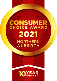 Consumer Choice Award 2021 Logo.